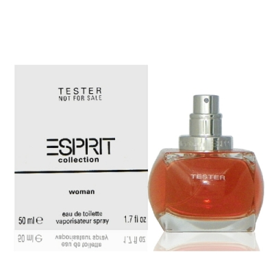 Esprit Collection 經典女性淡香水 50ml Test 包裝
