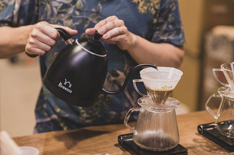 世界精品咖啡協會 沖煮大師 初中階證照課程