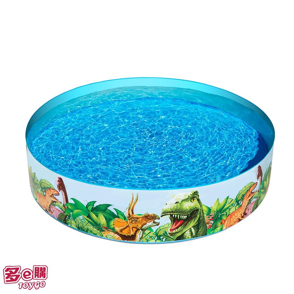 Bestway 侏儸紀免充氣泳池 55022