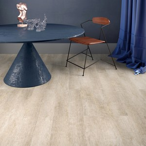 防水卡扣塑膠地板 6x36吋 象牙枕木 0.5坪