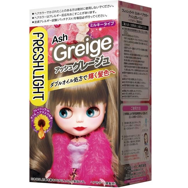 富麗絲染髮系列 太妃糖奶茶