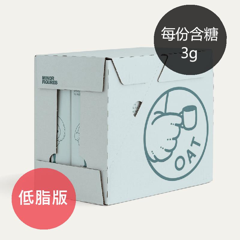 [Minor Figures 小人物] 咖啡大師 低脂燕麥奶箱購6入組 (1000ml/瓶)