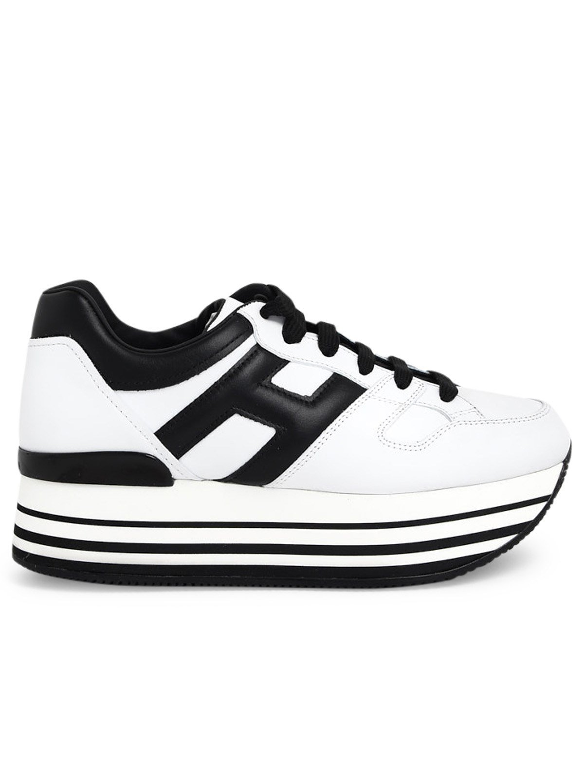 SNEAKERS H283 BIANCHE