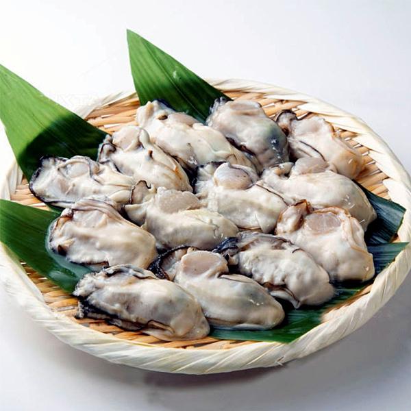 ㊣盅龐水產 ◇廣島牡蠣清肉2L◇1kg/包/30~35顆 零售$665元/包 生蠔 清肉