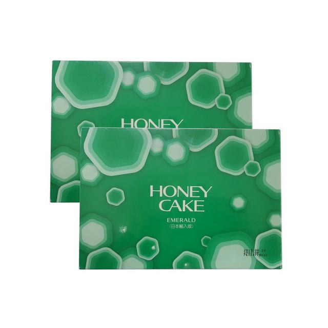 SHISEIDO資生堂新翠綠蜂蜜香皂禮盒(6入x2)