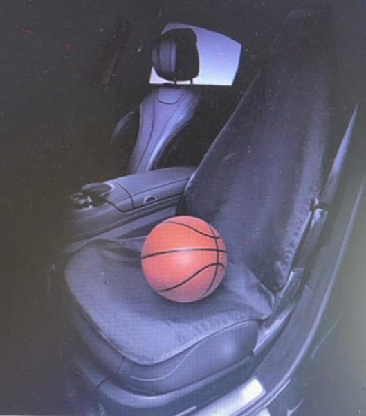 [COSCO代購] W117127 3D 汽車防污椅套 前座通用款