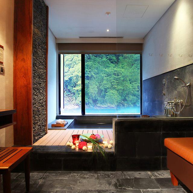 馥蘭朵烏來渡假酒店-2人景觀湯屋+下午茶