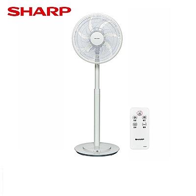 SHARP夏普 14吋 8段速微電腦遙控DC直流電風扇 PJ-S14GA 豪華型