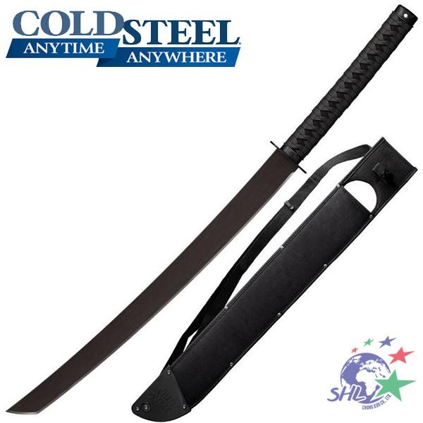Cold Steel Tactical Katana Machete 戰術武士彎刀 /未開鋒 / 97TKMZ【詮國】