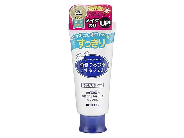日本ROSETTE~ 去角質潔顏凝膠(120g)【D506899】