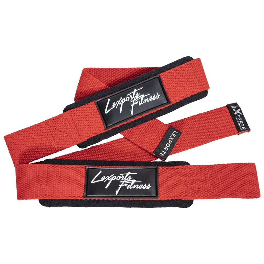 LEXPORTS 勵動風潮 / 專業級重磅健身高拉力帶 / 健身輔助拉帶 / 重訓助握帶 / 健身助力帶
