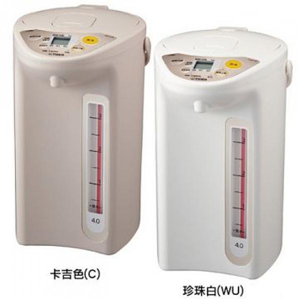 虎牌4公升熱水瓶PDR-S40R-WU