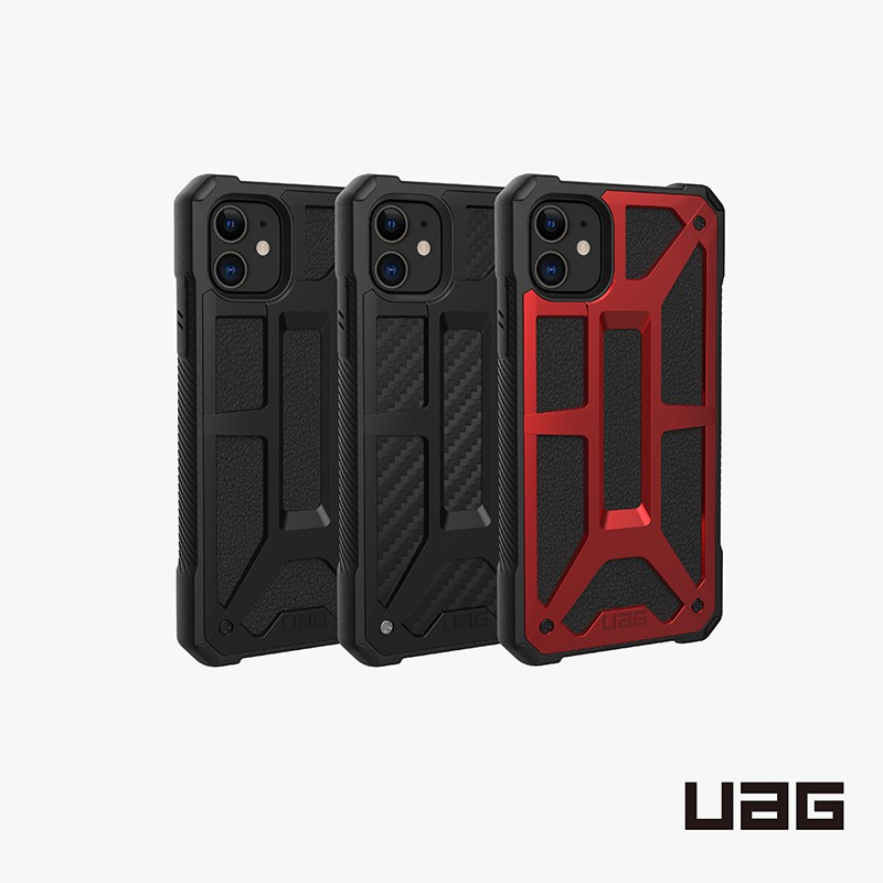 【UAG】iPhone 11 頂級版耐衝擊保護殼 (美國軍規 防摔殼 手機殼)
