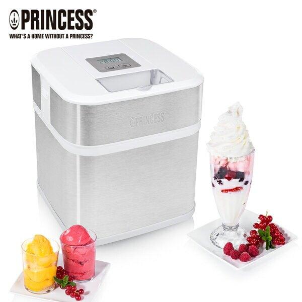 【PRINCESS|荷蘭公主】1.5L半自動冰淇淋機 282605【三井3C】
