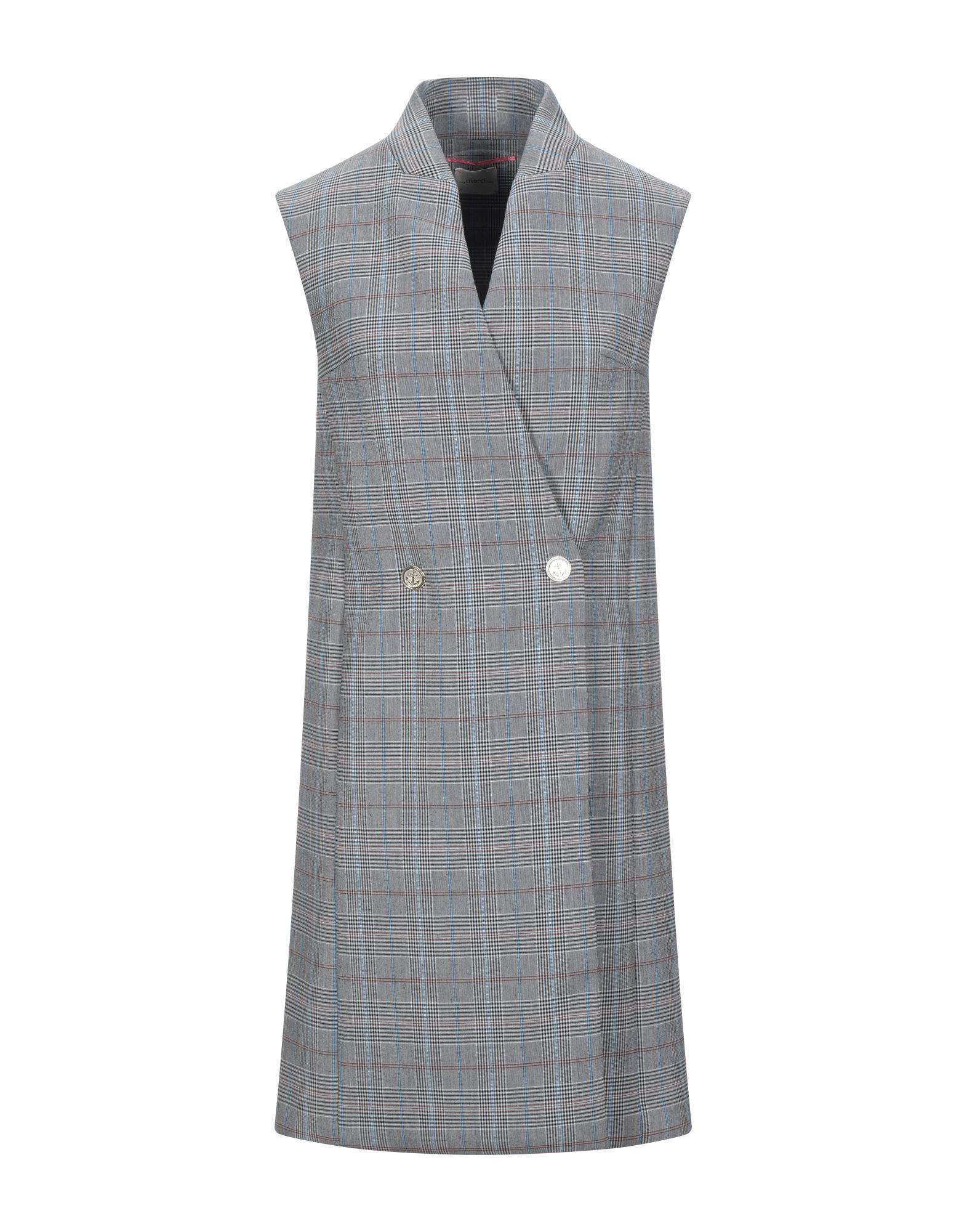 ,MERCI Overcoats - Item 41937721