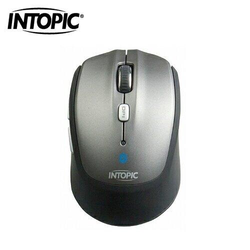 【INTOPIC 廣鼎】藍牙無線光學滑鼠(MSW-BT735)【三井3C】