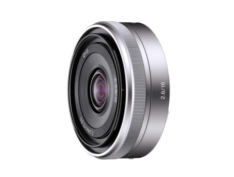 【全店95折無上限】 SONY SEL16F28 E16mm F2.8 APS-C E 接環 定焦大光圈廣角鏡頭 台灣索尼公司貨