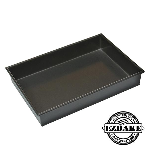 EZBAKE 34cm 摺邊布朗尼烤盤