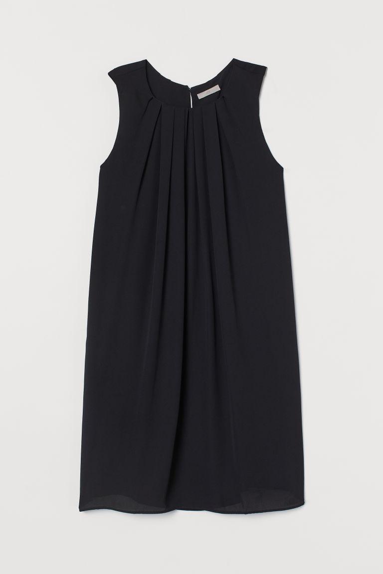 H & M - A字洋裝 - 黑色
