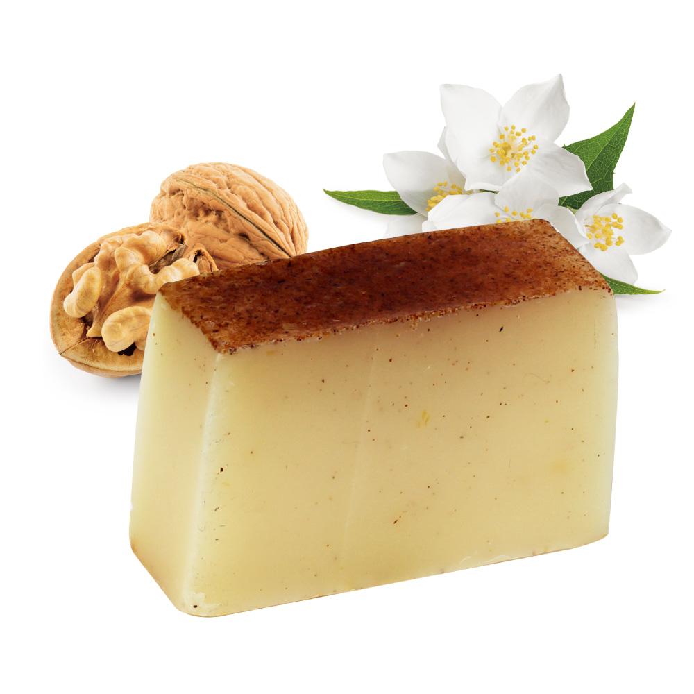 核桃茉莉皂保濕香氛美膚皂 150g
