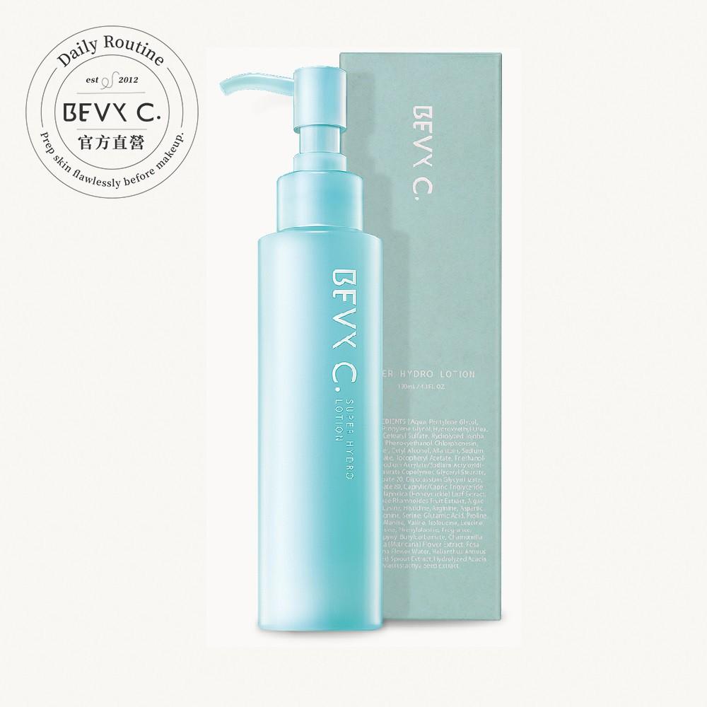 BEVY C. 水潤肌保濕化妝水 130mL|官方直營