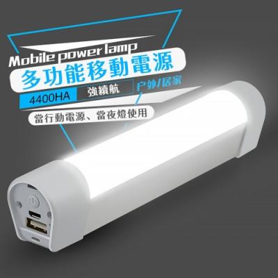 USB充電式LED照明燈 露營燈可充電 警示燈