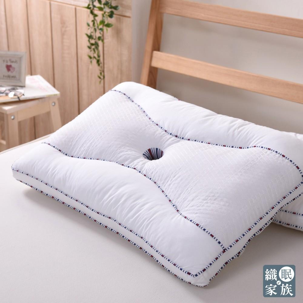 織眠家族|好呼吸趴趴枕/刺繡高彈支撐枕/針織低軟支撐枕/蕾絲細彈絲柔枕