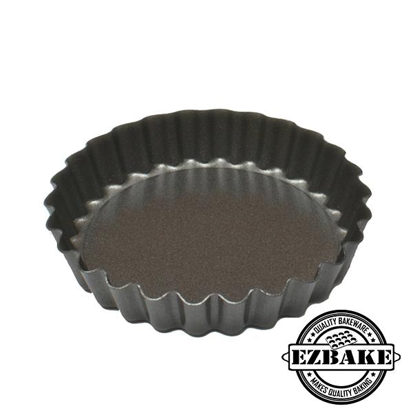 EZBAKE 9cm花邊派盤 (4吋)