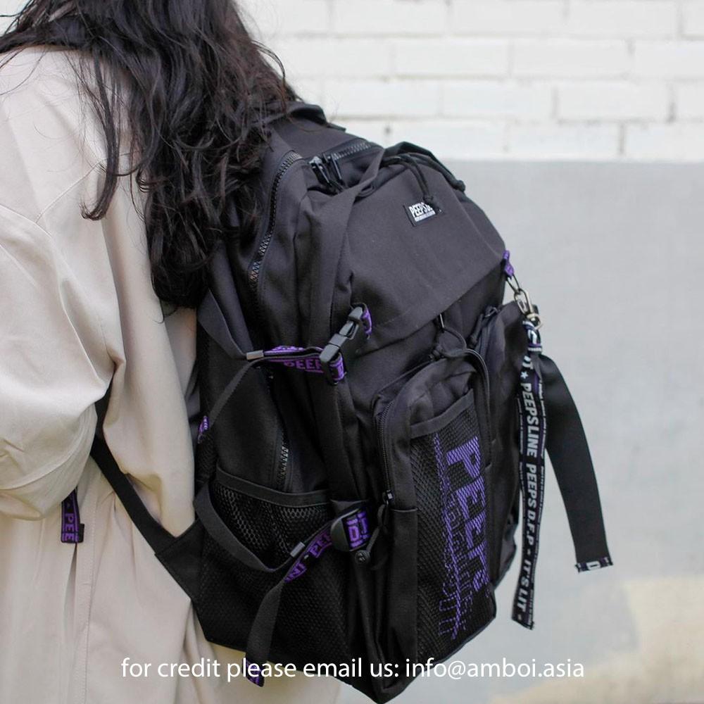 Peeps | Advance 背包(紫色)