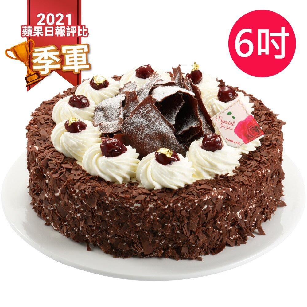 【亞尼克】德國黑森林-生日蛋糕6吋