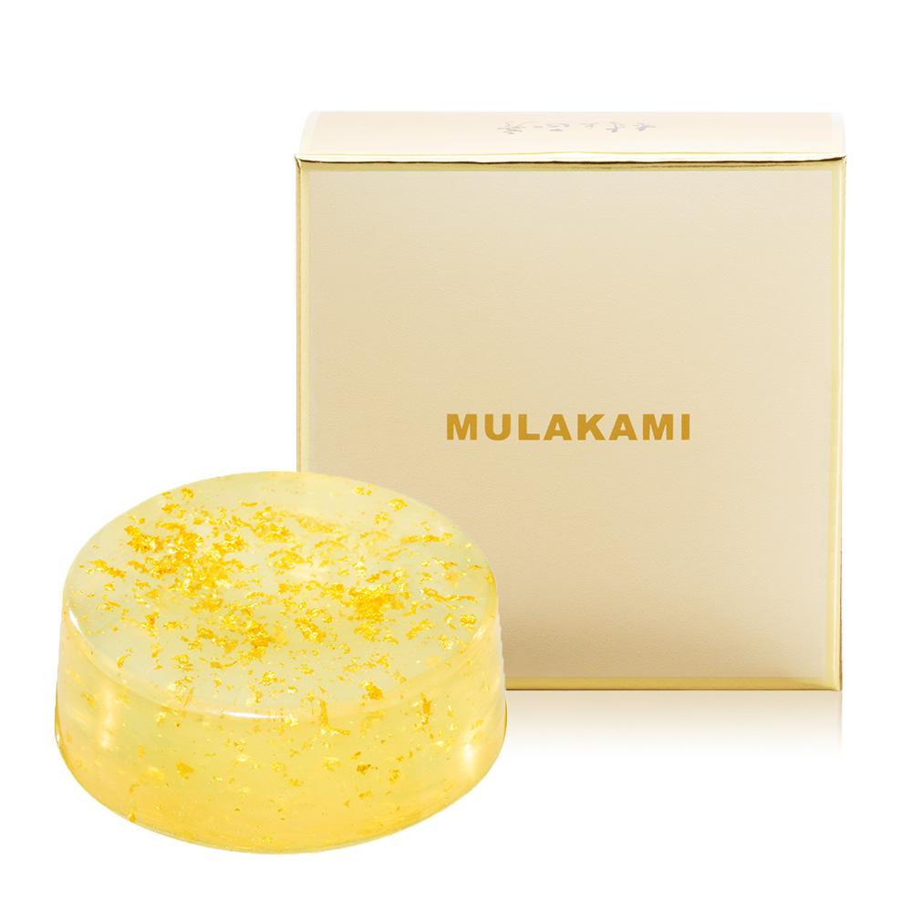 金箔保濕修護美容皂 100g