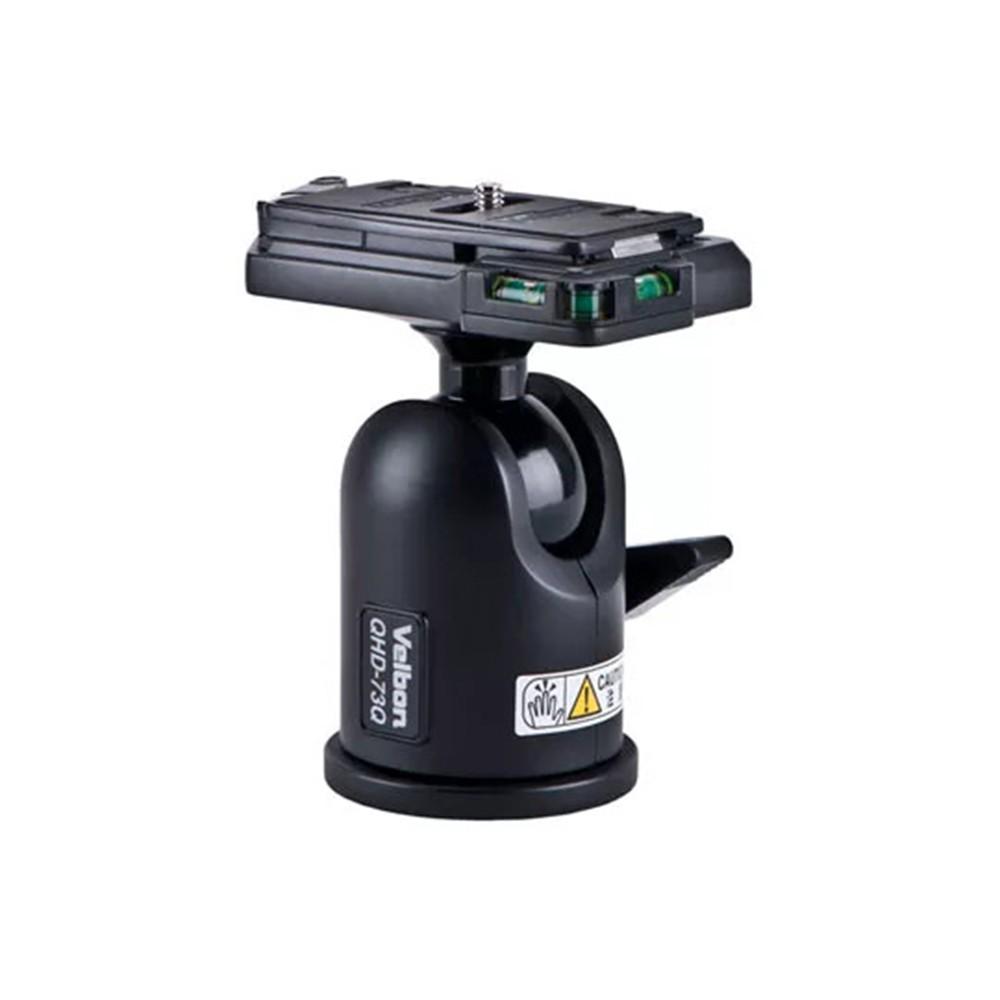 Velbon QHD-73Q 球型雲台 輕量化設計高載重 [相機專家] [公司貨]