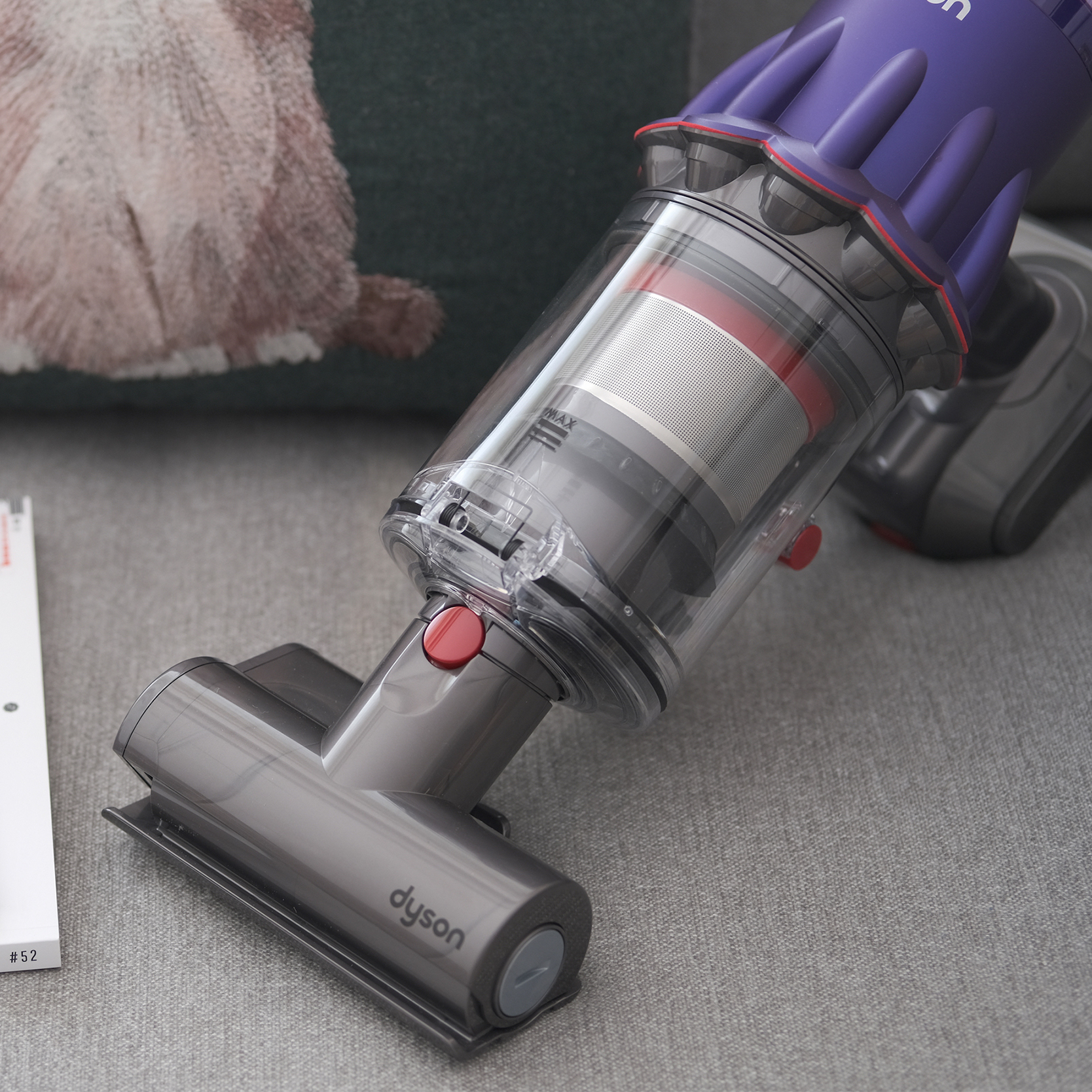 dyson Digital Slim Fluffy EXtra輕量無線吸塵器(全配版) 公司貨