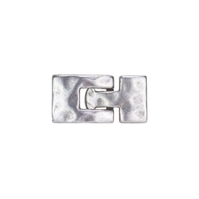 IVAN 14mm古銀手環扣7012-00