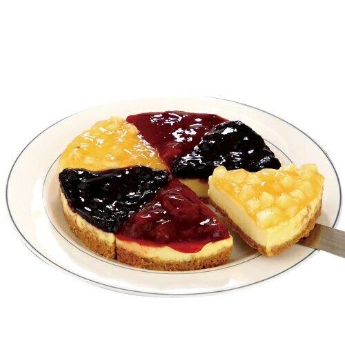 繽紛水果乳酪蛋糕7吋/盒(口味隨機出貨)【愛買冷凍】