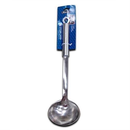 304不鏽鋼 扁柄湯勺