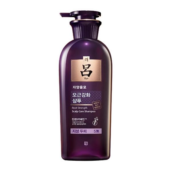 呂滋養韌髮洗髮精(油性)400ml【愛買】