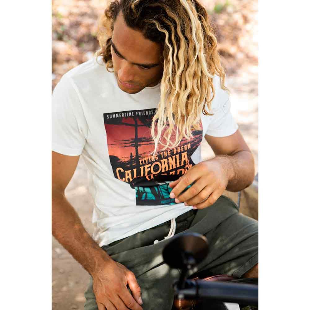 PROTEST 男 短袖T恤 (貝殼白) CADWELL T-SHIRT