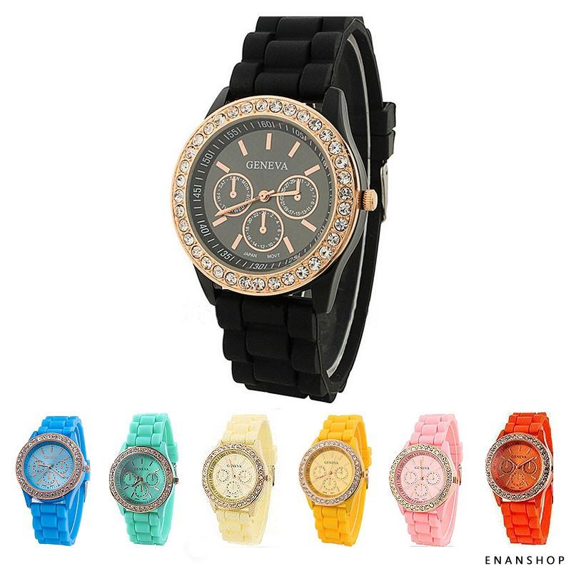 滿鑽假三眼手錶 韓國流行 手錶 學生錶 男錶 女錶 情侶對錶 惡南宅急店【0442F】