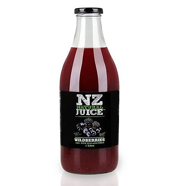 【良食生活】NZ紐西蘭黑醋栗綜合果汁 1L■非濃縮還原