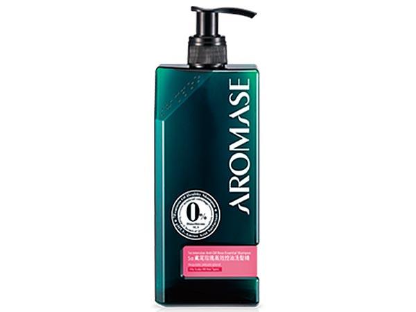 Aromase 艾瑪絲~ 5α鳶尾玫瑰高效控油洗髮精(400ml)【D018717】
