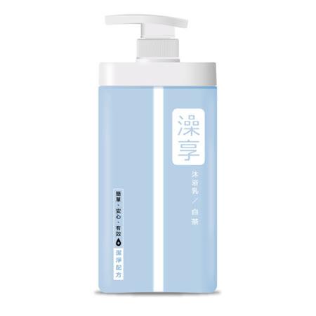 澡享沐浴乳-白茶花1000g