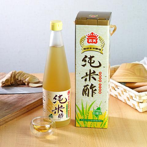 純米酢(520ml)