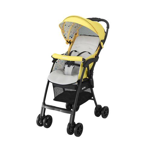Aprica 愛普力卡Magical air Plus超輕量單向嬰幼兒手推車(檸檬黃 YE)