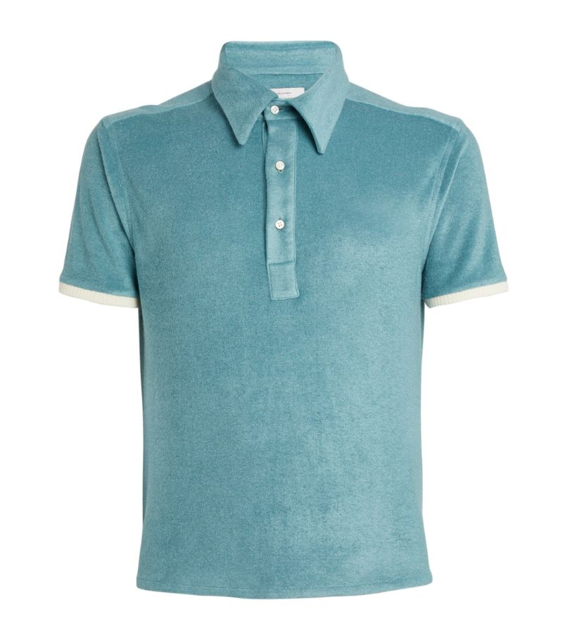 Giuliva Heritage Short-Sleeved Enzo Polo Shirt