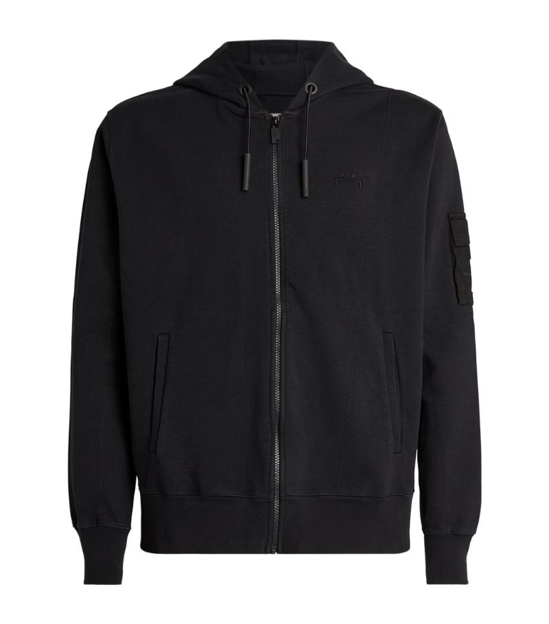 A-Cold-Wall* Essential Zip-Up Hoodie