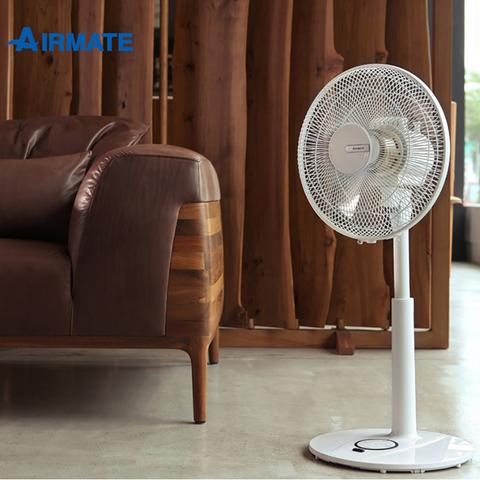 *Airmate艾美特 12吋AC遙控立地電扇 AS3083R