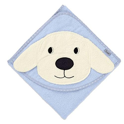【彌月禮推薦】STERNTALER 哈迪狗造型包巾 C-7141515