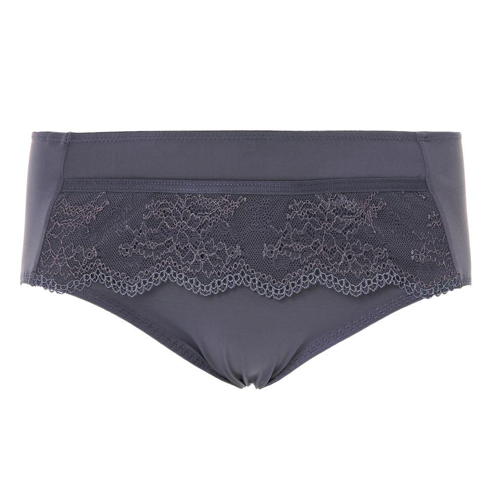 蕾黛絲-好人緣輕真水平口內褲 M-EL 紫灰|D758021 GH