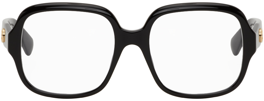 Gucci 黑色方框眼镜